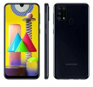 "[Clube da Lu] Galaxy M31 128GB Azul 4G - 6GB RAM Tela 6,4"" Câm. Quádrupla + Selfie 32MP R$1673"