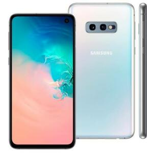 [APP+CUPOM+MAGALUPAY R$1824] Samsung Galaxy S10e 128GB Branco | R$ 1924