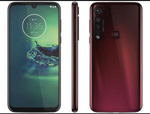 Smartphone Motorola G8 Plus 64GB Cereja 4G - 4GB RAM