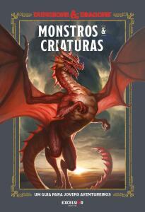 Dungeons & Dragons - Monstros E Criaturas | R$40