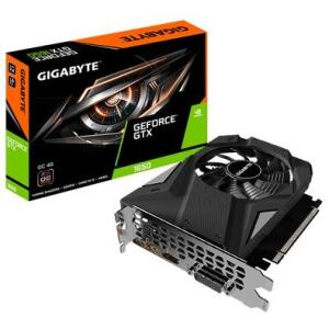 Placa de Vídeo Gigabyte NVIDIA GeForce GTX 1650 D6 0C 4G, 4GB, GDDR6 | R$999