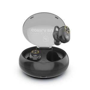 Fone de Ouvido sem Fio Gshield Gorila Buds Bluetooth Preto | R$250