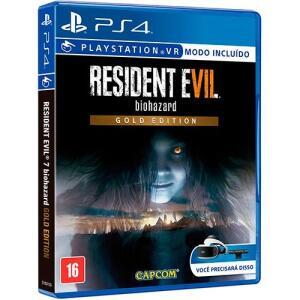 Resident Evil VII - Biohazard - Gold Edition | R$90