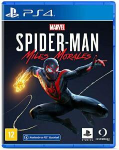 [APP] [SELECIONADOS AMAZON PRIME] Spider Man: Miles Morales - PlayStation 4 e PlayStation 5