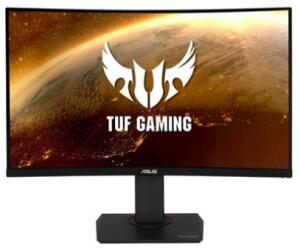 Monitor Gamer Asus TUF Gaming LCD 31.5´ Widescreen Curvo | R$ 2.699