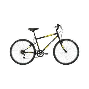 Bicicleta Aro 26 Caloi 7 Marchas Aspen Lazer Preta | R$549