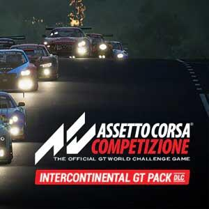 DLC - Intercontinental GT Pack - Assetto Corsa Competizione   R$ 29