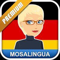 Aplicativo MosaLingua Alemão Premium - Android