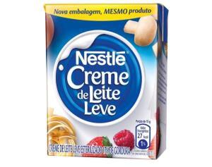 [APP + CLUBE DA LU] Creme de Leite Integral Original 200g Nestlé - 1 Unidade - R$ 2