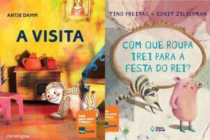 Livros infantis gratuitos | Projeto Itaú LEIA PARA UMA CRIANÇA