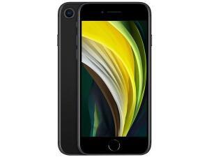 "iPhone SE Apple 128GB Preto 4,7"" 12MP-iOS R$2879"