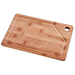 [PRIME] Tábua Retangular Bamboo Mor 30cm x 20cm | $23,99