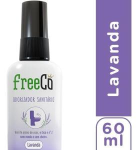 Freecô Lavanda 60ml   R$ 13