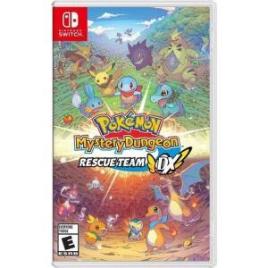 [APP | AME R$162,36] Jogo Pokémon Mystery Dungeon: Rescue Team DX (Nintendo Switch, Mídia Física) | R$171