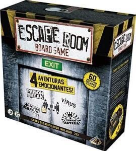 [Prime] Escape Room: Board Game - Galápagos Jogos | R$ 199