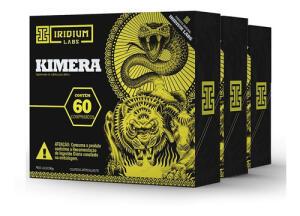 (App+Cupom) Kimera Thermo - 60 Comps - Kit 3 Caixas - Termogênico