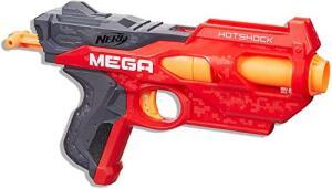 Lança Dardo Nerf Nstrike Mega Hotshock Hasbro   R$35