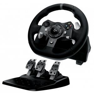 VOLANTE LOGITECH G920 DRIVING FORCE PARA XBOX ONE E PC   R$1.799