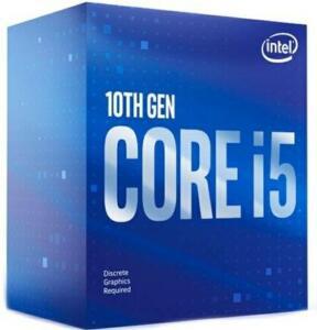 Processador Intel Core i5-10400F, Cache 12MB, 2.9GHz (4.3GHz Max Turbo), LGA 1200 | R$ 1126