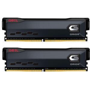 Memória DDR4 Geil Orion, 32GB (2x16GB) 3000MHz, Black, | R$ 889