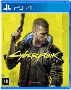 Cyber Punk 2077 - PS4 | R$ 224
