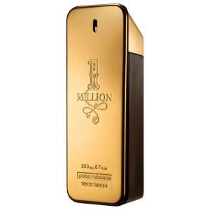 Paco Rabanne One 1 Million Perfume Masculino Edt 200ml | R$ 369