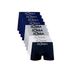 10 Cuecas Zorba Algodão | R$ 140