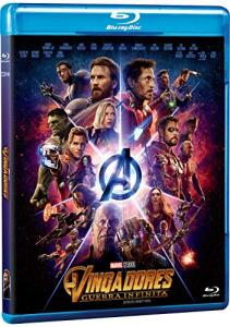 [Prime] Blu-ray Vingadores. Guerra Infinita | R$ 32