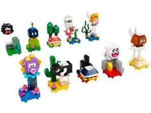 LEGO Super Mario Pacote de Personagens - 23 Peças