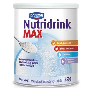 Nutridrink Protein Sem Sabor 700g - 50% na segunda unidade