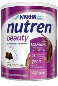 [PRIME] Suplemento Alimentar Nutren Beauty Dark Chocolate 400g