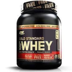 [AME R$129] Whey Protein Gold Standard 100% 1Kg Optimum Nutrition | R$ 136
