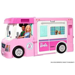 Barbie Trailer Dos Sonhos 3 Em 1 - Ghl93 - Mattel