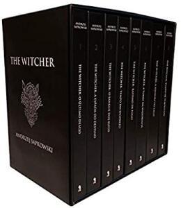 The Witcher - Box capa dura - R$ 364