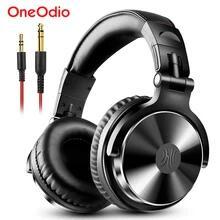 Fone de Ouvido Oneodio Standard-Black | R$153