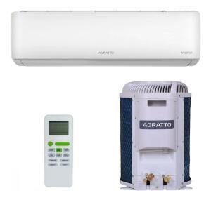 Ar Condicionado 12.000 BTUs Inverter Agratto | R$1.579