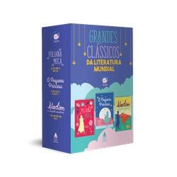 Coleção Elefante - 3 Vol (poliana Moça+a Pequena Princesa+aladin) - 1ª Ed. | R$72