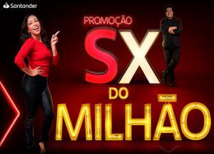 Promoção SX do Milhão