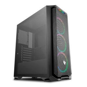 Gabinete Gamer Pichau Gadit X Lateral Vidro Temp, PGG-X01 | R$300