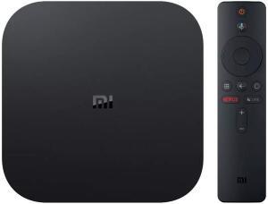 Xiaomi Mibox S 4K Android TV | R$ 473