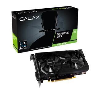 (ESGOTADO) Placa de Vídeo Galax GeForce, GTX 1650 Super EX, 1-Click OC, 4GB, GDDR6, 128Bit, 65SQL8DS61EX