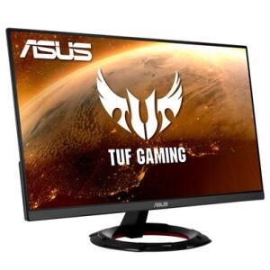 Monitor Gamer LED Asus TUF Gaming, 23.8´, Full HD, IPS, HDMI, DisplayPort, FreeSync, 165Hz, 1ms - VG249Q1R