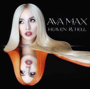 Pré-venda! Ava Max, Heaven & Hell