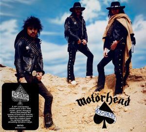 Pré-venda! Motorhead, Ace Of Spades