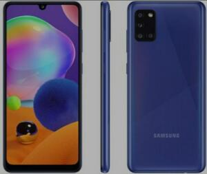 Samsung Galaxy A31 128GB 4G Octa-core + câmera quádrupla