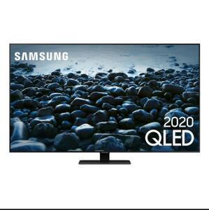 "Samsung Smart TV 55"" QLED 4K 55Q80T"