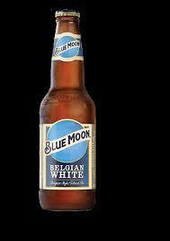 Cerveja Blue Moon - R$8
