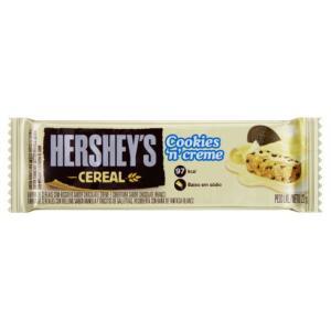 Caixa de barra de cereais Hershey cookie - R$18