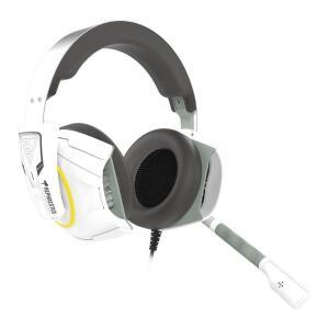 Headset Gamer Gamdias Hephaestus E1 Branco Rgb Usb | R$ 200