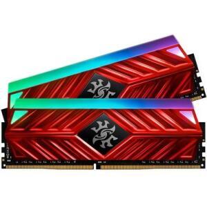 Memória XPG Spectrix D41, RGB, 16GB (2x8GB), 3600MHz, DDR4, CL18, Vermelho - AX4U360038G18A-DR41